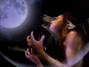 Imagine: Full Moon transformation by Dragon33 - deviantart